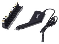 (1014806) Блок питания Buro BUM-0170A90 автоматический 90W 15V-20V 11-connectors 4.5A 1xUSB 1A от прикуривател