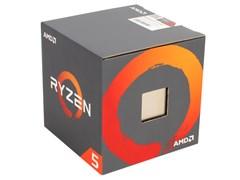 (1014792) Процессор AMD Ryzen 5 2600X AM4 (YD260XBCAFBOX) (3.6GHz) Box