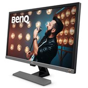 "(1014875) Монитор Benq 28"" EL2870U черный TN LED 1ms 16:9 HDMI M, M матовая 12000000:1 300cd 170гр, 160гр 3840x2160 DisplayPort Ultra HD 5.7кг"