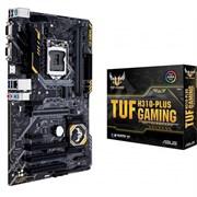 (1014868) Материнская плата Asus TUF H310-PLUS GAMING Soc-1151v2 Intel H310 2xDDR4 ATX AC`97 8ch(7.1) GbLAN+VG