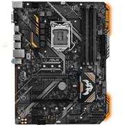 (1014867) Материнская плата Asus TUF B360-PLUS GAMING Soc-1151v2 Intel B360 4xDDR4 ATX AC`97 8ch(7.1) GbLAN+VG