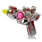 """(1014993) Пистолет """"Космический"""", световые и звуковые эффекты, работает от батареек Микс 2624348"""