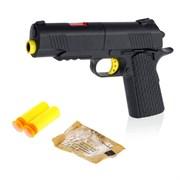 """(1015009) Пистолет """"Пантера"""", стреляет мягкими пулями   2884566"""