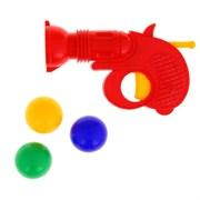 (1015108) Пистолет с шарами 50006  МИКС 785526