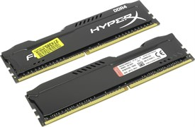 (1015148) Модуль памяти Kingston DDR4 DIMM 16GB Kit 2x8Gb HX424C15FB2K2/16 PC4-19200, 2400MHz, CL15