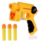 """(1015160) Пистолет """"Атака"""", стреляет мягкими пулями 117122"""