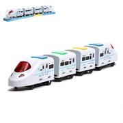 """(1015168) Поезд """"Скорость"""", работает от батареек, световые и звуковые эффекты 1540921"""