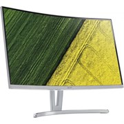 "(1015263) Монитор ACER 27"" ED273Awidpx LED VA, 1920x1080, 4ms, 144Гц, 250cd/m2, 3000:1, DVI + HDMI + DP + Audio Out, White Curved 1800R"