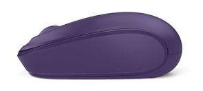 (1015298) Мышь Microsoft Mobile Mouse 1850 фиолетовый оптическая (1000dpi) беспроводная USB для ноутбука (2but