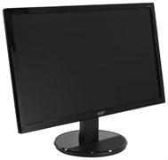 "(1015295) Монитор Acer 21.5"" K222HQLDb черный TN+film LED 5ms 16:9 Mat 100000000:1 250cd"