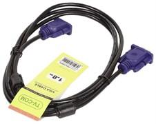 (1015365) Кабель SVGA 15M-15M 1.8M QCG120H-1.8M TV-COM