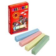 (1015647) Мелки цветные 4 штуки  микс  3399579