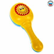(1015595) Погремушка «Маракас №3» (цветной с наклейкой) МИКС   4224327