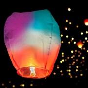 (1015552) Фонарь желаний ярких расцветок 98*55 см 322667
