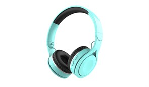 (1016007) Наушники bluetooth Gorsun E90 со встроенным MP3-плеером и FM-радио (blue)
