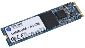 (1016020) SSD жесткий диск M.2 2280 120GB SA400M8/120G KINGSTON