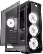 (1016067) Корпус GAMEMAX StarLight Black white [StarLight-B-white]