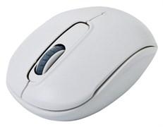 (1014600) Мышь Oklick 505MW белый оптическая (1000dpi) беспроводная USB (3but)