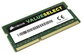 (1016092) Память DDR3 4Gb 1600MHz Corsair CMSO4GX3M1A1600C11 RTL PC3-12800 CL11 SO-DIMM 204-pin 1.5В
