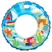 (589362) Круг для плавания «Океан», d=61 см, от 6-10 лет, микс 59242NP INTEX 589362