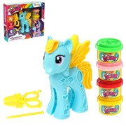 (3256485) Набор для игры с пластилином «Пони» 3256485