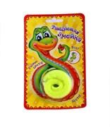 (596102) Танцующая змейка желтая 596102
