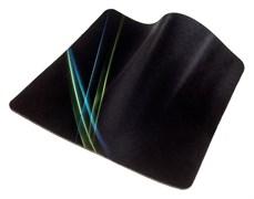 (1014469) Коврик для мыши Oklick OK-F0250 рисунок/линии неоновые