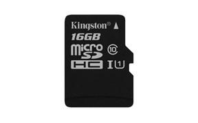 (1016197) Флеш карта microSDHC 16Gb Class10 Kingston SDCS/16GBSP w/o adapter