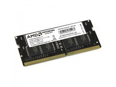 (1016252) Память DDR4 8Gb 2400MHz AMD R748G2400S2S-UO OEM PC4-19200 CL16 SO-DIMM 260-pin 1.2В