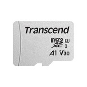 (1016247) Флеш карта microSDXC 128Gb Transcend TS128GUSD300S-A + adapter