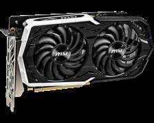 (1016254) Видеокарта PCIE16 GTX1660 6GB GDDR5 GTX 1660 ARMOR 6G OC MSI