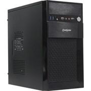 (1016270) Exegate EX277418RUS Корпус Minitower BAA-102U Black, mATX, <AAA450, 80mm>, 2*USB+2*USB3.0, Audio
