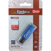 (1016271) Флеш Диск Dato 16Gb DS7012 DS7012B-16G USB2.0 синий