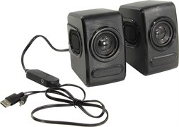 (1016417) Акустическая система 2.0 Q3 65403 DEFENDER, 6 Вт, питание от USB
