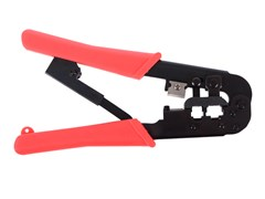 (1016482) Инструмент Cablexpert T-568, обжимной универсальный (8p8c,6p6c,6p4c,6p2c), для витой пары и тел.линии