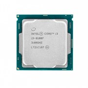 (1016481) Процессор Intel Core i3 9100F Soc-1151v2 (CM8068403377321S RF7W) (3.6GHz) OEM