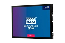 "(1016479) SSD жесткий диск SATA2.5"" 120GB CL100 SSDPR-CL100-120-G2 GOOD RAM"