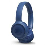 (1016441) Гарнитура накладные JBL T500 1.187м синий проводные