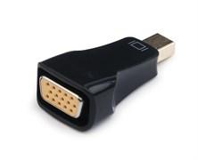 (1016427) Переходник miniDisplayPort - VGA, Cablexpert A-mDPM-VGAF-01, 20M/15F, черный, пакет