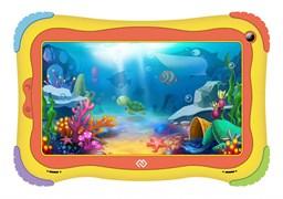 """(1016506) Планшет Digma Optima Kids 7 RK3126С, RAM1Gb, ROM16, 7"""", WiFi, BT, 2Mpix, 0.3Mpix, Android 8.1, разноцветный"""