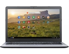 "(1016508) Ноутбук Asus VivoBook X542UF-DM264T Core i3 8130U, 4Gb, 500Gb, nVidia GeForce Mx130 2Gb, 15.6"", FHD (1920x1080), Windows 10, dk.grey, WiFi, BT, Cam"