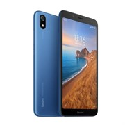 (1016616) Смартфон Xiaomi Redmi 7A 16GB Matte Blue (M1903C3EG), 5.45'' 18:9 1440x720, 1.8GHz, 8 Core, 2GB RAM, 16GB, 13Mpix/5Mpix, 2 Sim, 2G, 3G, LTE, BT v4.2, Wi-Fi, GPS / AGPS, GLONASS, Beidou, Micro-USB, 4000mAh, Android 9.0, 165g, 146,3 ммx70,4 м