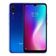 "(1016968) Смартфон Xiaomi Redmi 7 32Gb 3Gb синий моноблок 3G 4G 2Sim 6.26"" 720x1520 Android 9 12Mpix 802.11 b, g, n GPS GSM900, 1800 GSM1900 MP3 FM A-GPS microSD max512Gb"