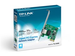 (71022) TP-LINK TG-3468 10/ 100/ 1000Mbps PCI-E Adapter
