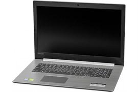 """(1017007) Ноутбук LENOVO IdeaPad 330-17IKBR i3-8130U/ 2200 МГц 17.3""""/ 1920x1080/ 4Гб/ 1Тб+SSD128Гб/ нет DVD/ NVIDIA GeForce MX150 2Гб/ без ОС/ черный/ 81DM00C5RU"""