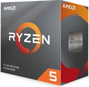 (1017162) Процессор RYZEN X6 R5-3600 SAM4 BX 65W 3600 100-100000031BOX AMD
