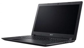 """(1017166) Ноутбук Acer Aspire 3 A315-21-9538 A9 9420e, 4Gb, SSD256Gb, AMD Radeon R5, 15.6"""", FHD (1920x1080), Linux, black, WiFi, BT, Cam, 4810mAh"""