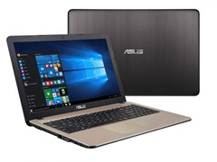 "(1017167) Ноутбук Asus VivoBook X540MB-GQ079 Pentium Silver N5000, 4Gb, 500Gb, DVD-RW, nVidia GeForce Mx110 2Gb, 15.6"", HD (1366x768), Endless, black, WiFi, BT, Cam"