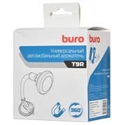 (1017182) Держатель Buro T9R магнитный черный для для смартфонов и навигаторов