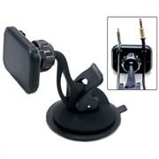 (1017185) Держатель Wiiix HT-32T7mg-2cb магнитный черный для смартфонов